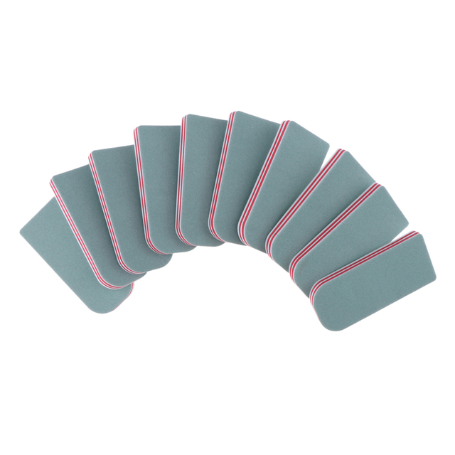 10Pcs Professional Nail Art Buffing Sanding Buffer Block, Dress Your Nails Quickly, Keep the Nails in a Good Shape 5