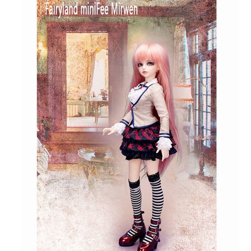 fairyland minifee Mirwen 1/4 sd bjd model reborn baby girls boys dolls High toys shop dollhouse silicone resin furniture