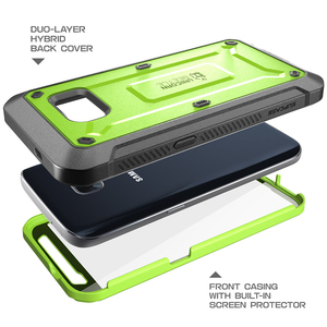 Image 5 - For Samsung Galaxy S7 Case SUPCASE UB Pro Series Full Body Rugged Holster Protective Cover Case WITH Built in Screen Protector