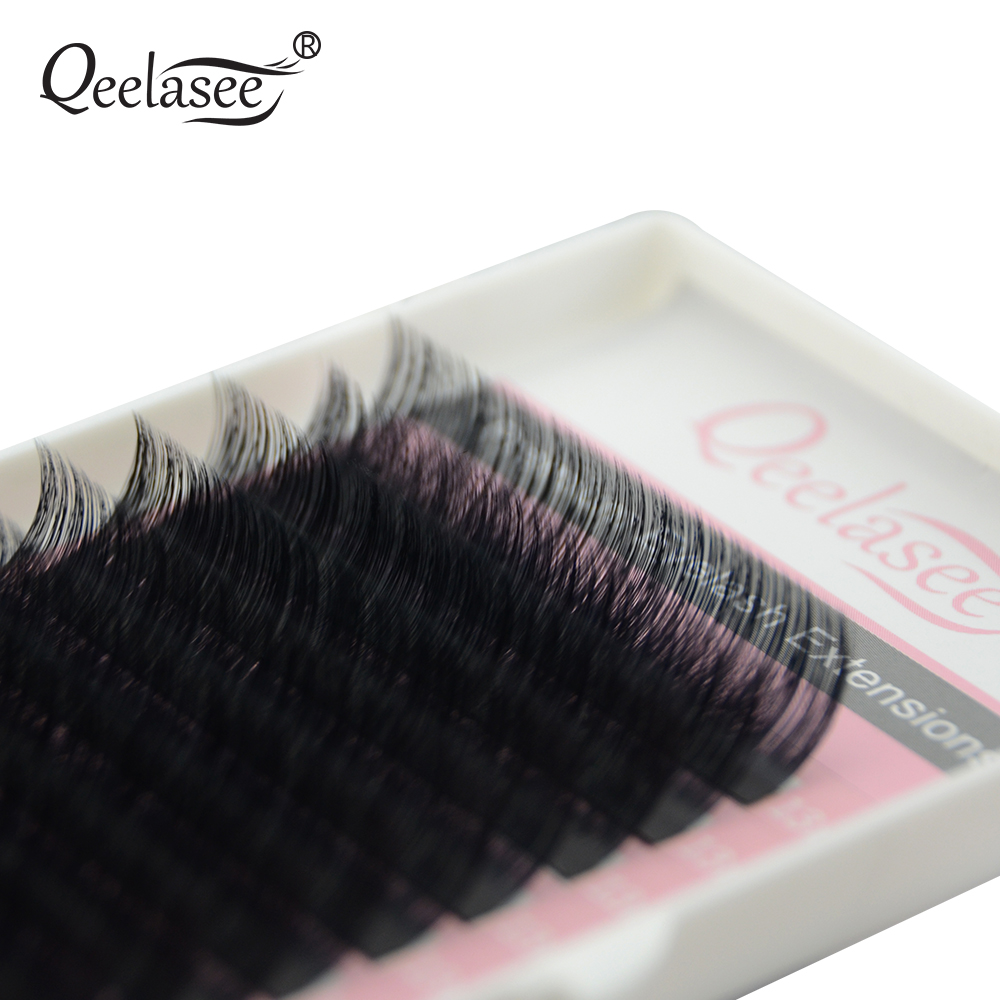 4 Cases 0.03mm Mega Volume B/C/D Curl 8-15mm Lengths Softer than 0.05 False Eyelash Extensions for 3D-12D Russian Volume Lashing b p r d plague of frogs volume 2