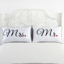 Love Birds Pillow Cases