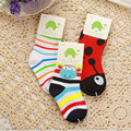 0-1 Years Baby Spring Autumn Socks Fashion Children's Socks Infants Kids Cotton Socks Boys Girls Casual Socks 6 pairs/lot