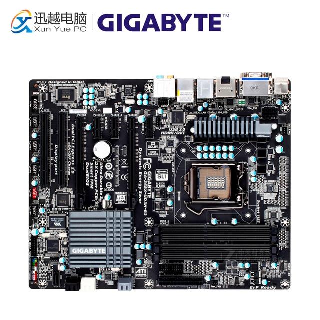 Gigabyte GA-Z68X-UD3-B3 Cloud OC Mac