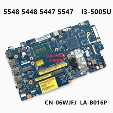 Laptop Mainboard Dell Inspiron I3-5005U LA-B016P NEW FOR 5447/5448/5547/.. Brand-New