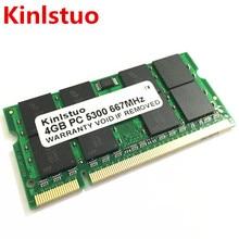 Nagelneu Sodimm DDR2 667 Mhz/800 Mhz 4 GB für Laptop RAM Speicher/Lebenslange garantie/Freies verschiffen!!!