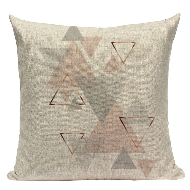 Nordic Pop Geometric Pillowcase Size: L313 Color: L313-11