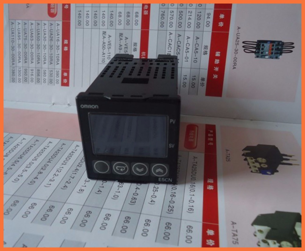 E5CN-R2T Electronic temperature controller 100-240V AC E5CNR2T Tools part Digital temperature control instrument taie thermostat fy800 temperature control table fy800 201000