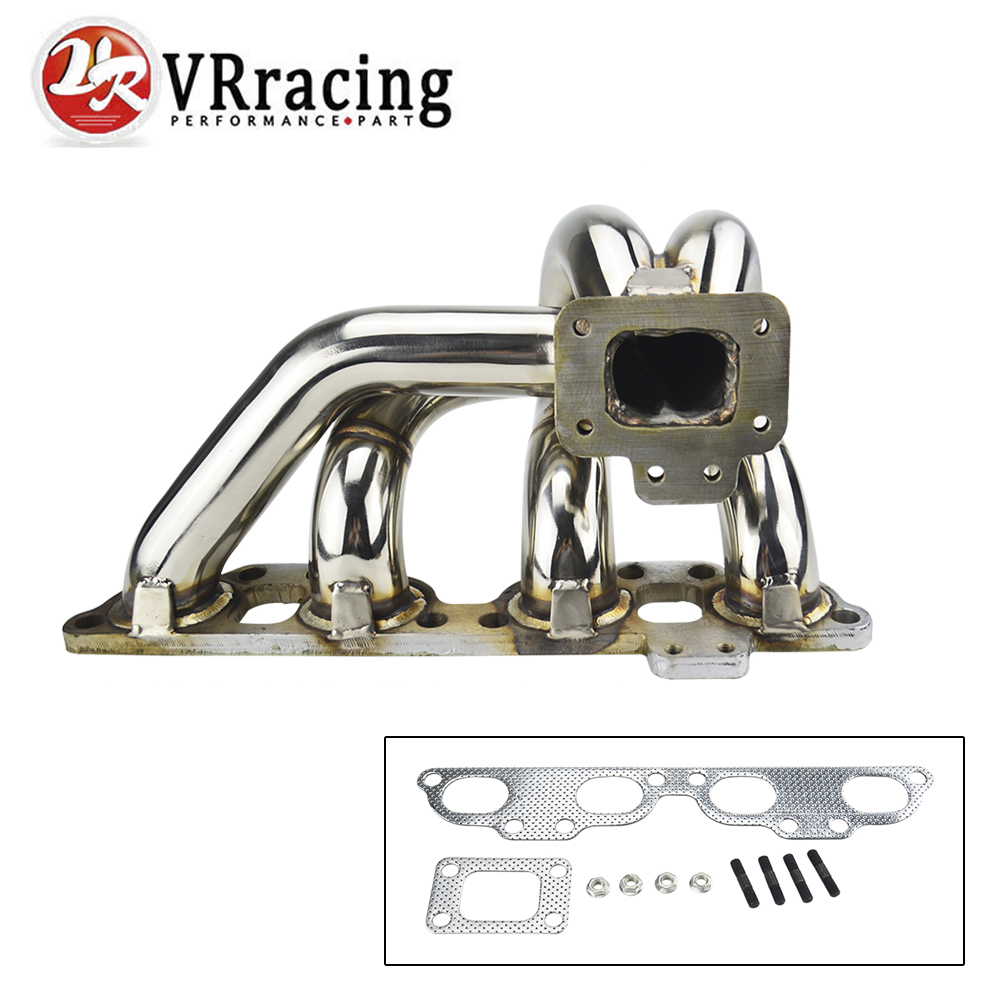 Здесь можно купить   VR RACING - TURBO MANIFOLD FOR NISSAN S13 S14 240SX SR20DET T25 T28 LOWER MOUNT STAINLESS TURBO MANIFOLD VR3504 Автомобили и Мотоциклы