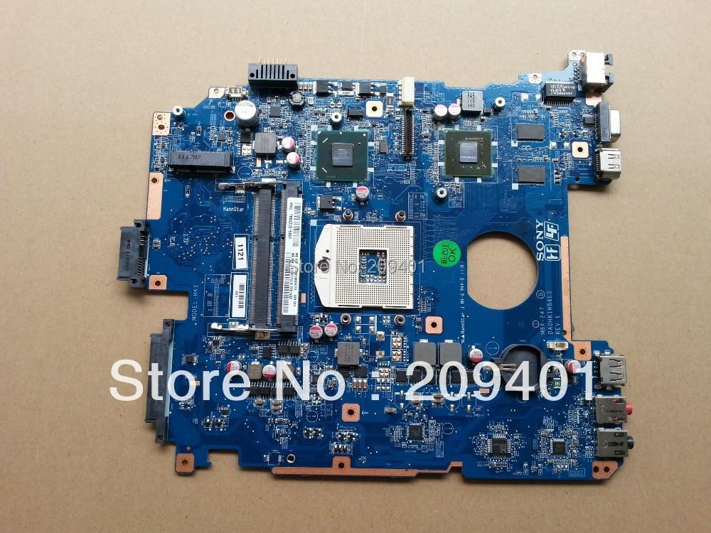 DA0HK1MB6E0 Laptop Motherboard For SONY MBX-247