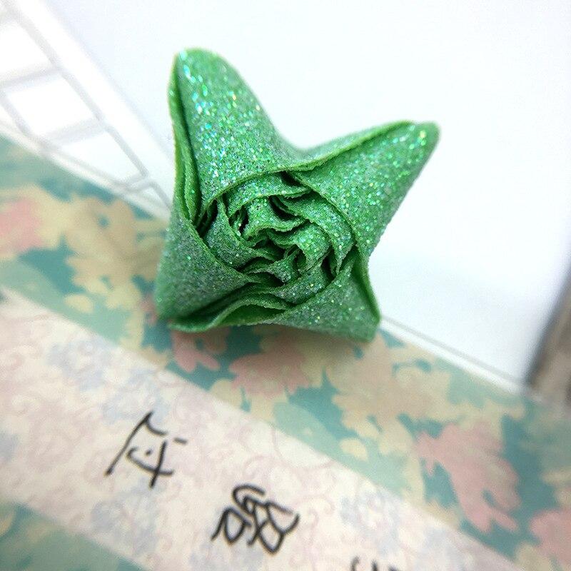 Glitter Washi Tape Paper Self Adhesive Stick On Sticky Craft Decorative DIY home garden Label Craft Decorative 22 Colors JD25
