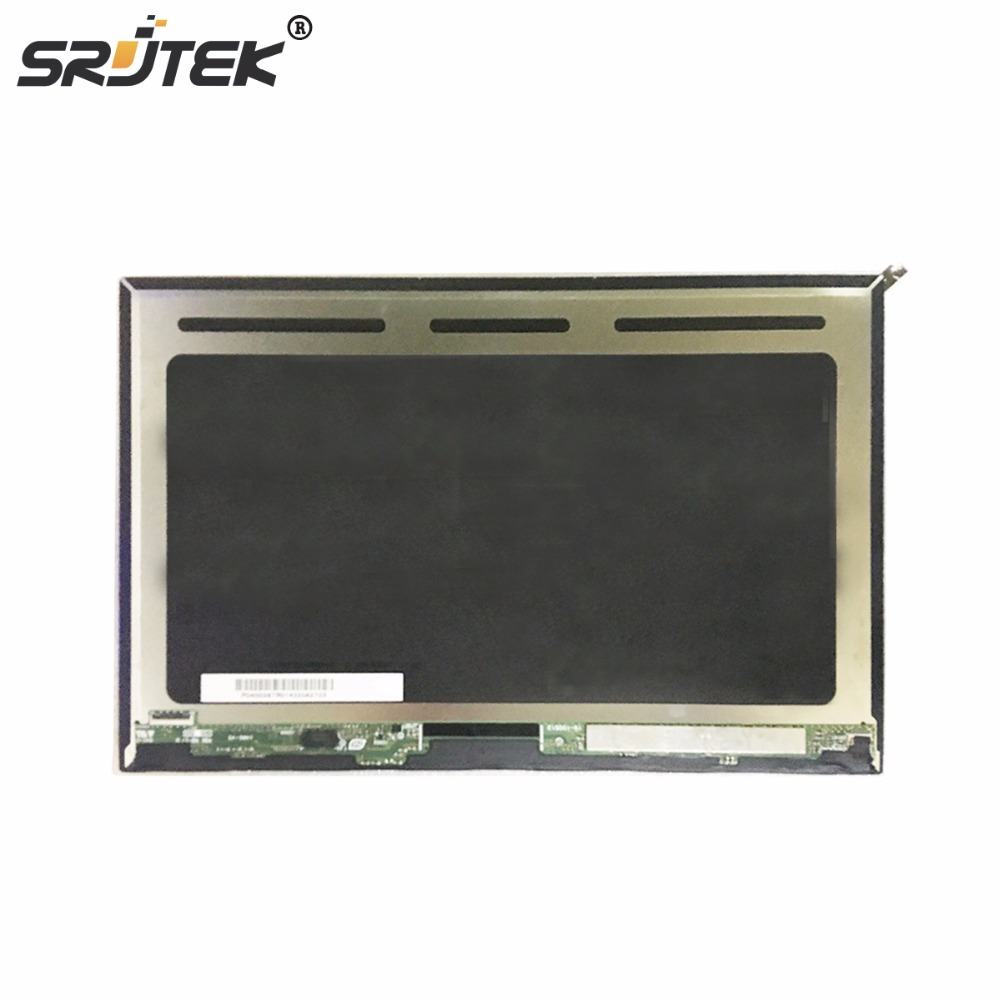 Srjtek 10.1 inch New For chuwi hi10 cw1526 LCD Screen Display Replacememt Tablet PC Digitizer Panel Part Glass Sensor new 9 6 inch tablet pc lcd display bg096bl 1288ii81ia jyh lcd screen digitizer sensor replacement