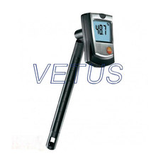 Testo 605-H1 Temperature Meter Thermo Hygrometer Humidity 0560 6053 with duct holder and dewpoint calculation
