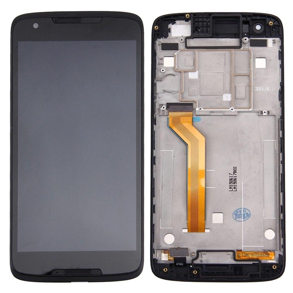 Per HTC Desire 828 Schermo LCD Originale e Digitizer Assemblea Completa con Telaio
