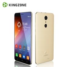 Origional Kingzone S3 5.0 Inch Unlock 3G Smartphone Android 6.0 MTK MT6580 Quad Core 1+16GB Fingerprint 8.0MP Mobile Phone Cell