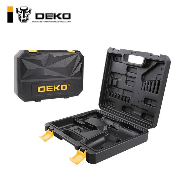 Deko Box deko bmc plastic box tool case for 12v cordless drill gcd12du3 not