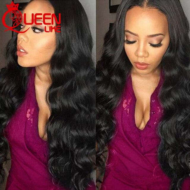 Brazilian Virgin Hair Body Wave 4 Bundles Human Hair Products Brazilian Hair Weave Bundles Queen Like Hair Brazilian Body Wave