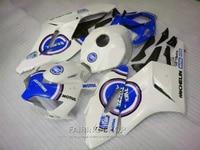Bodywork Fairings parts For HONDA Cbr1000rr 2004 2005 ( Blue lucky sticker ) cbr 1000rr 04 05 Fairing kit China19