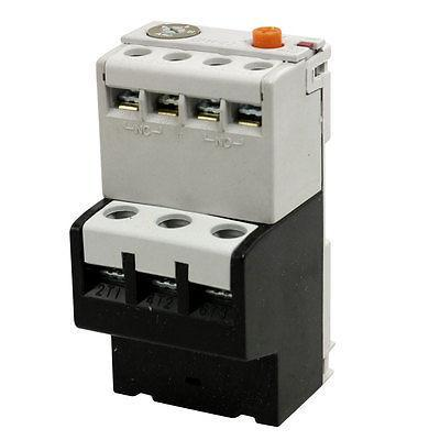 16-22A/9-13A Setting Range 2NO 2NC Three Phase Thermal Overload Relay