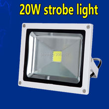 20W white strobe light disco dj strobe lighting soundlights Stroboscope club stage lighting effect flash party lights