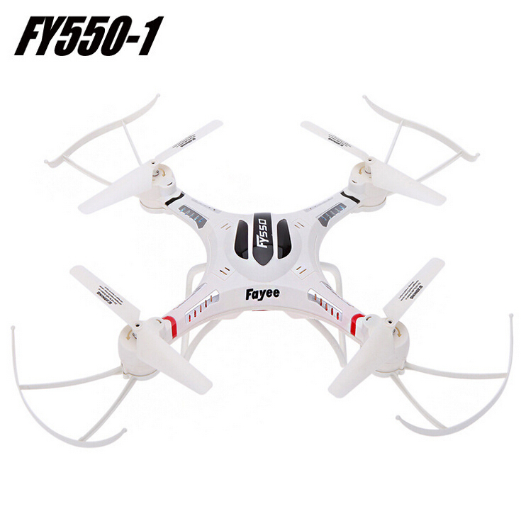 Fayee FY550 2.4G 4CH Speed Phantom RC Quadcopter 6-axis Gyro RC Helicopter ...