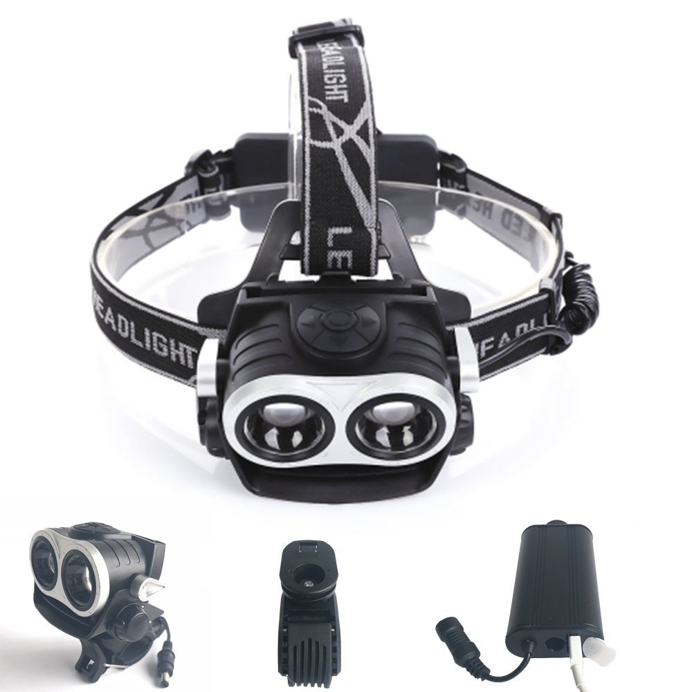 3000 Lumen Headlamp XML T6 Led Headlight USB Rechargeable Flashlight 18650 Head Torch Camping Head Lamp Spotlight lampe frontale imalent hr70 led headlamp 18650 led headlight head lamp head torch led flashlight lampe frontale tres puissante usb magnetically