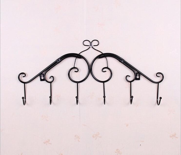 Online Shop Multi Hook Hanger / Wall Hook / Jewelry Towel Rack / Coat Scarf  Hook / Holder / Fixture / Wall Storage / Coat Rack | Aliexpress Mobile