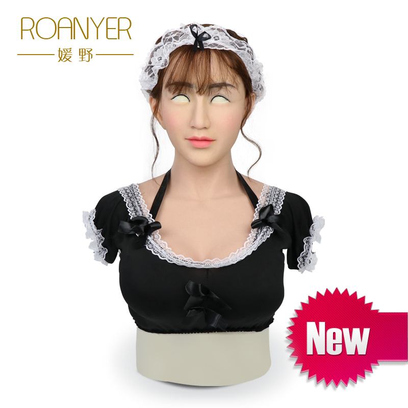 Roanyer Mary silicone realistic  female for male crossdresser latex transgender breast forms fake boobs fetish pechosRoanyer Mary silicone realistic  female for male crossdresser latex transgender breast forms fake boobs fetish pechos