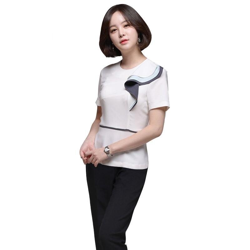 New Korean Style Spa Health Club Beauty Salon Work Wear