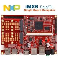 Я. mx6solo бортовой компьютер imx6 android/linux Совет по развитию i. mx6 ЦП cortexA9 борту встроенный POS/car/медицинские/промышленных Кабан
