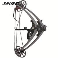 Compound Bow M109A 35 65lbs Draw Weight for Adult Hunter Archer Outdoor Hunting Shooting Aluminum Alloy Sport Game Bow Archery