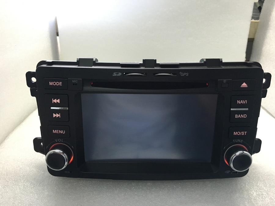 Бесплатная доставка 1024*600 Android 6.0 Quad Core dvd-плеер автомобиля в тире 2 din Автомагнитолы 16 ГБ canbus GPS для Mazda CX-9 2011-2013