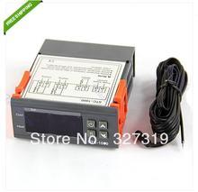 Универсальный контроллер температуры stc 1000 с датчиком