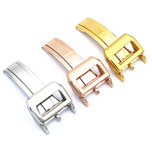 Watch accessories 18mm buckle stainless steel for IWC pilot
