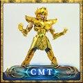 REABASTECER MetalClub Modelo Leo Aiolia Saint Seiya Cloth Myth Ex2.0 Ouro armadura de metal Figura de Ação