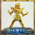 REPONER MetalClub Modelo Leo Aioria Saint Seiya Myth Cloth Ex2.0 Oro metal armor Figura de Acción