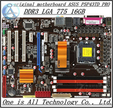 original motherboard for P5P43TD PRO DDR3 LGA 775 boards 16GB P43 desktop motherboard Free shipping
