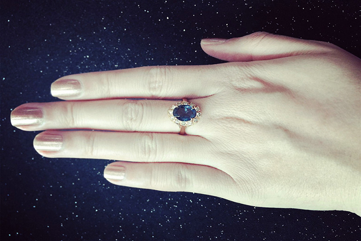 Top-Quality-Rose-Gold-Color-Blue-CZ-Cubic-Zirconia-Ring-Bague-Fashion-Cubic-Zirconia-Anniversary-Jewelry