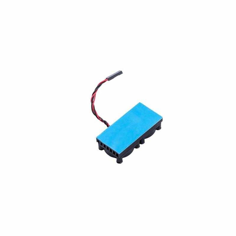 Raspberry Pi 3 Model B +(Plus) podwójny wentylator układ chłodzenia moduł z radiatorem dla Pi3 B +/obudowa NESPi