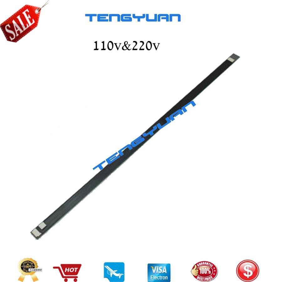 2Pcs/lot original new Heating element for HP600 M601 M602N RM1-8396-Heat/S2-53 RM1-8396 RM1-8395-Heat S1-53 RM1-8395printer part
