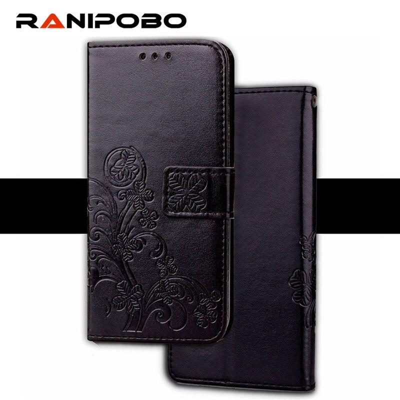 X6 x6 doogee case pro retro tirón de la carpeta de cuero de moda 3d cubierta cas