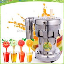 free shipping 220V upgrade model automatic electric orange squeezing machine carrot pear tomato commerical fruit juicer for sale