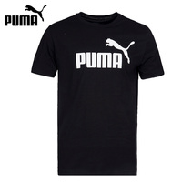Original New Arrival 2017 PUMA ESS No 1 Tee Men S T Shirts Short Sleeve Sportswear