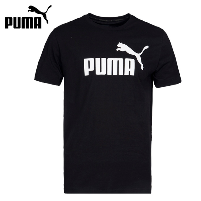 efdaaa2fe07 Original New Arrival 2018 PUMA ESS No.1 Tee Men's T-shirts short sleeve  Sportswear