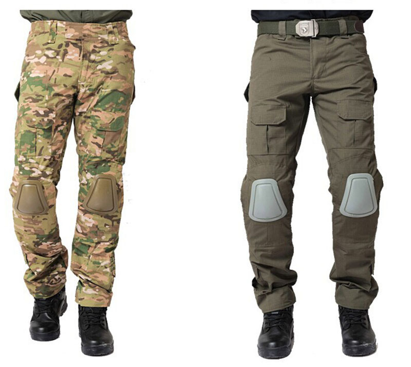 Best Buy Military Discount >> Aliexpress.com : Buy Urban Tactical Pants with knee pads Removable Men's Airsoft Military Combat ...