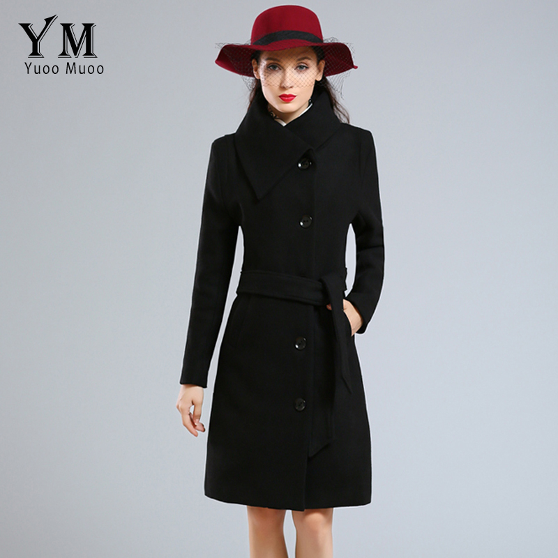 Popular Plus Size Cashmere Coats-Buy Cheap Plus Size Cashmere ...