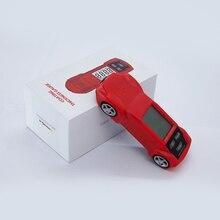 Цифровой мини MD07 инструмент для обнаружения толщины кузова авто датчик толщины покрытия автомобиля