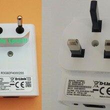 DHP-308AV 500 мбит/с адаптер питания HomePlug EU UK US вилка несколько царапин для IPTV PLC STB DVB HTPC D-LINK Mac BetterThan TP-Link