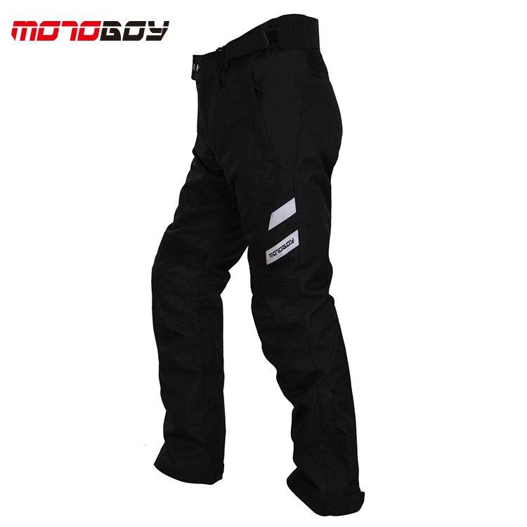 Pantalon de Motocross noir pour hommes S 3XL 4XL Dirt Bike tout-terrain Moto pantalon de vélo imperméable hiver Moto pantalon d'équitation