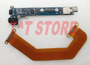 original for ASUS UX490U UX490UA USB charger audio board wlan card UX490UA IO BOARD FPC cable test good free shipping