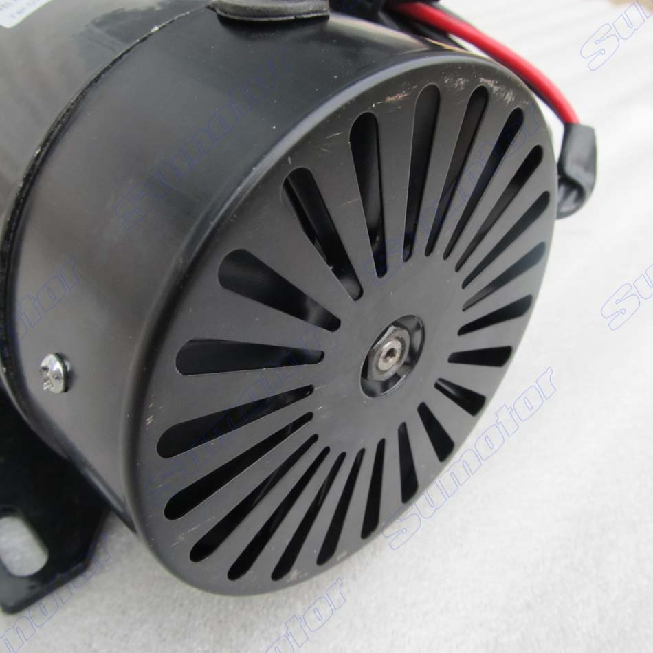 DC 24V 650W 620RPM High Torque planetary gear box reducer motor Eletric machinery Industry machine reversible variable tricycle